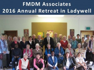 FMDM Associates and FMDM Sisters in Ladywell