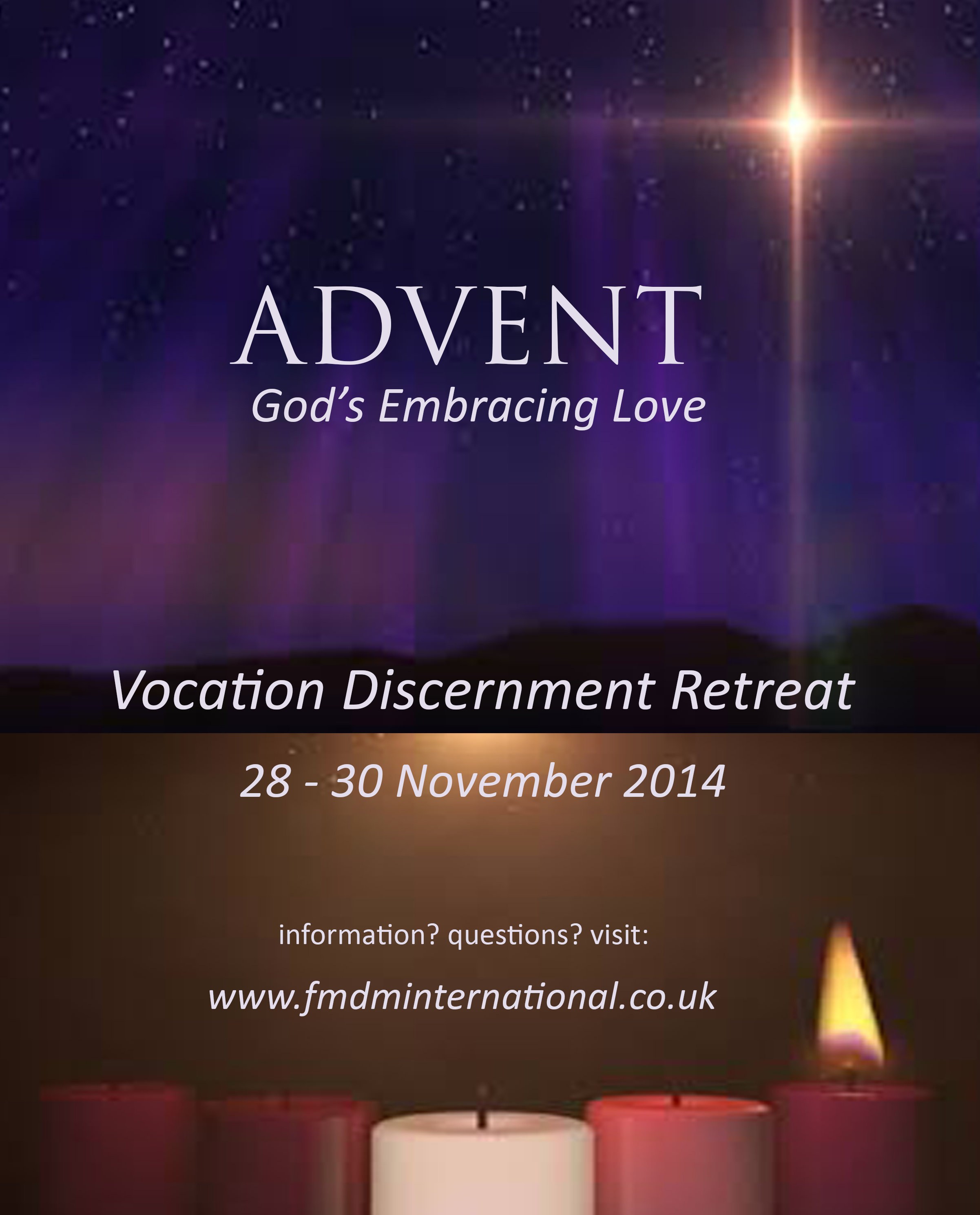 catholic singles in advent Issue: how can families better live the spirit of advent and christmas in their homes response the catholic church has designated the four weeks prec.