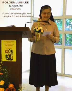 Anne Goh Jubilee