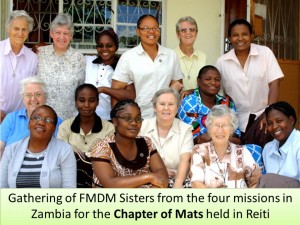 Chapter of Mats in Zambia