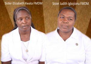 Final Profession - Elizabeth & Judith