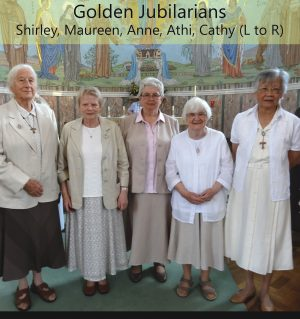 Golden Jubilarians 040818