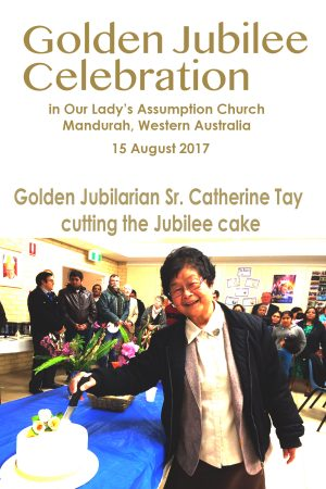 Golden Jubilee Catherine Tay