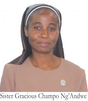 Final Profession of Religious Vows as FMDM Sister