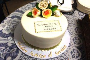 Jubilee cake - Catherine