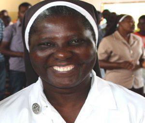 Sr Judith Mwango
