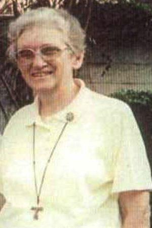 Sister Monica Orange FMDM (24 July - 4 November 2016)