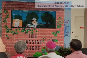 Puppet show Assisi