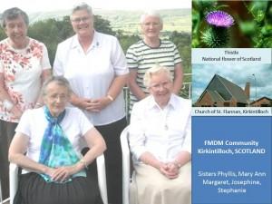 FMDM Community in Kirkintilloch Scotland