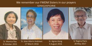Singapore FMDM deaths