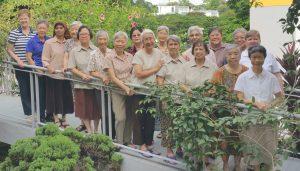 Gathering in Singapore
