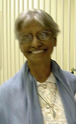 Sister Hannah Naidu FMDM
