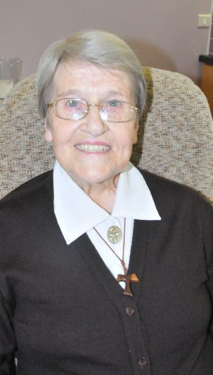 Sister Mary Catherine Mitchell FMDM