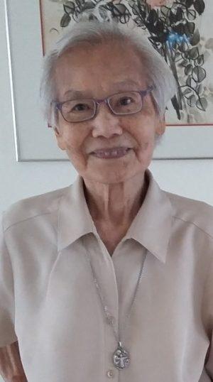 Sister Regina Pacis Heng