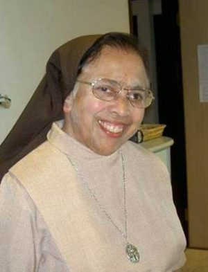 Sister Siena Pillai FMDM
