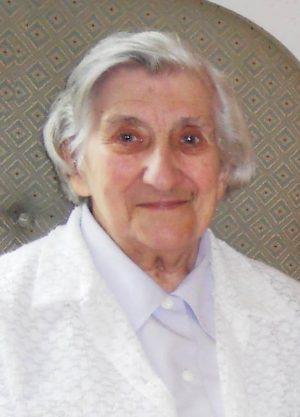 Sister Suzanne Goossens