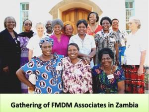 Gathering of FMDM Associates in Zambia