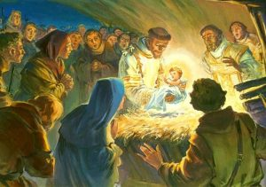 St Francis Nativity