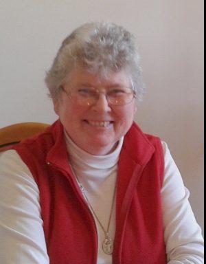 Sister Mary Burke - Regional Leader