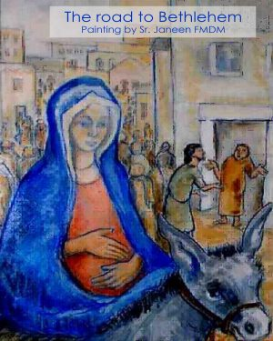Painting by Sr. Janeen FMDM