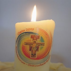 Chapter Candle