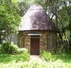 Chapel in Convent at Victoria Falls