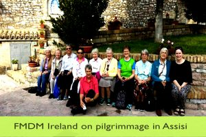 FMDM Ireland in Assisi