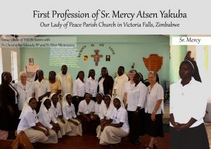 First Profession Mercy VF
