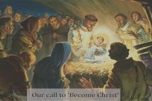 Our call to become Christ