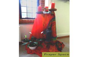 Prayer space web