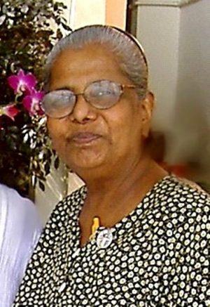 Sister Helen Fernandez FMDM