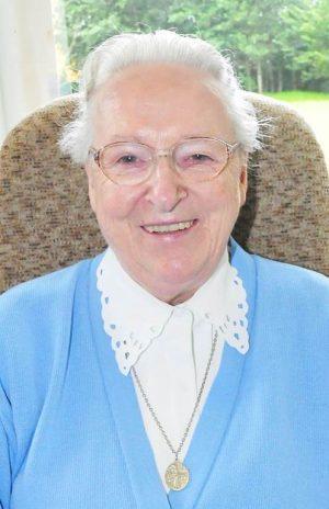Sister Maria Kett FMDM