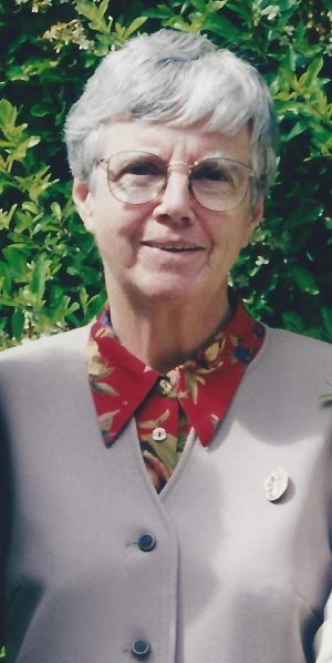 Sister Seraphina Weston FMDM