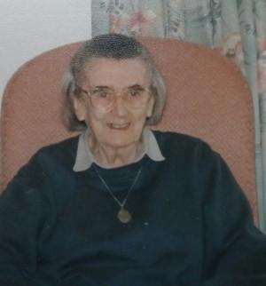 Sister Victoria Batchelor