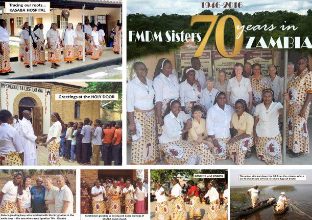 Jubilee Celebration in ZAMBIA