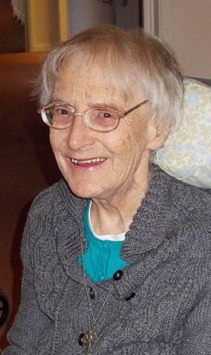 sister Hilda Harold FMDM