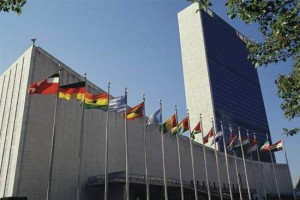 The UN in New York